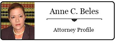 Anne C Beles bio