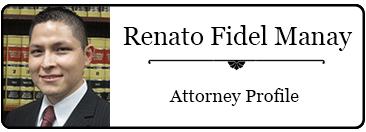 Renato F Manay bio