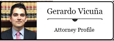 Gerardo Vicuña bio