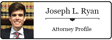 Joseph Ryan bio
