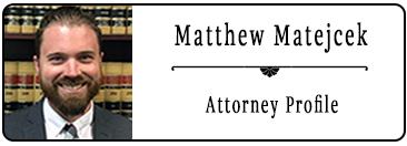 Matthew Matejcek bio