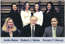 Anita Beles, Robert J. Beles, Renato F. Manay