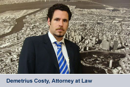 Demetrius Costy, Attorney at Law