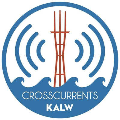 Cross Currents podcast logo