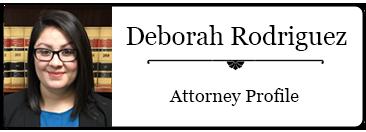 Deborah Rodriguez bio