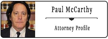 Paul McCarthy bio